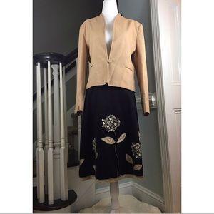 Dresses & Skirts - Skirt & Blazer Set  SUIT BODEN & EDWIN SCOTT sz 10